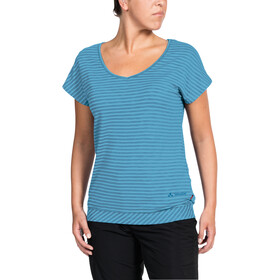VAUDE Skomer II T-Shirt Femme, crystal blue